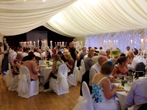 Magical Chesterfield Wedding Venues Decorating The Room