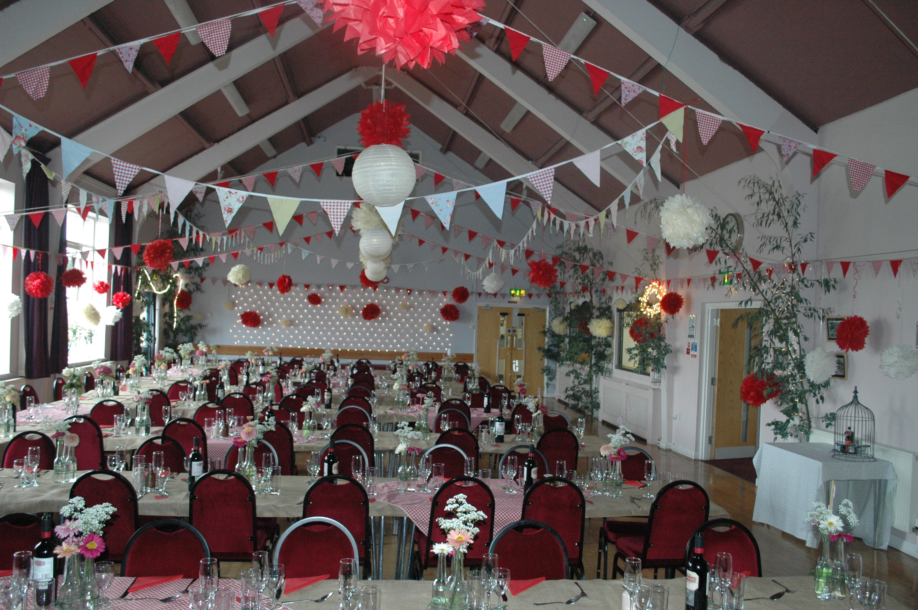 Ashover Parish Hall transformed