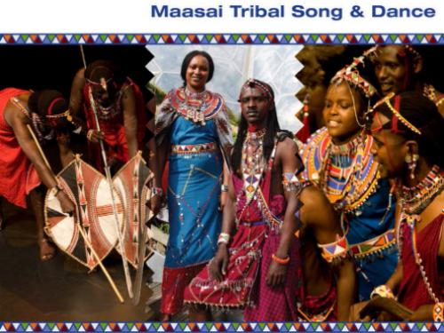 Kenya's Osiligi Warriors heading to Ashover!