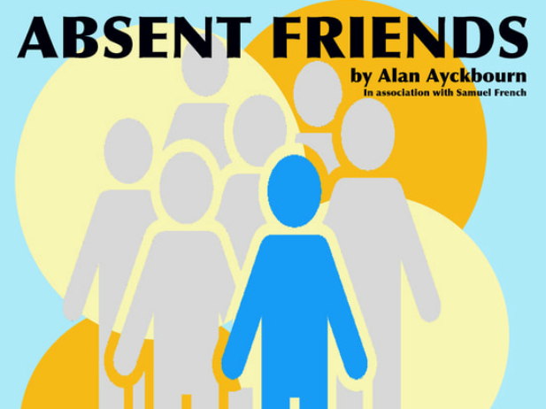 High Tor Players bring 'Absent Friends' to the hall this November