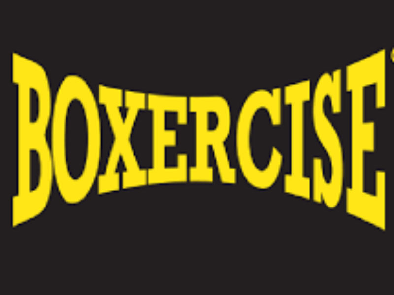 ** New ** Boxercise Class In The Amber Hall
