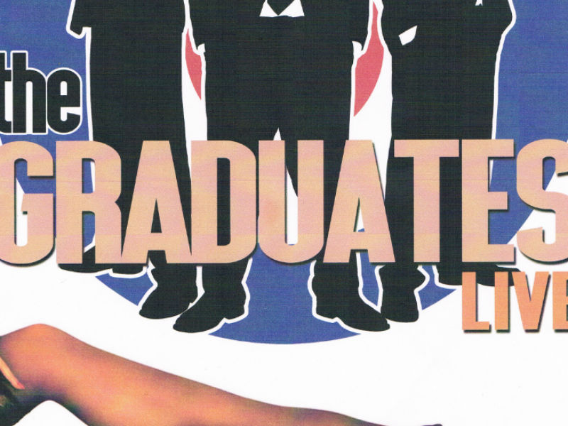 """Sounds of the 60's with """"THE GRADUATES"""" Friday 8th March"""