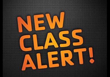 Check out our class timetable